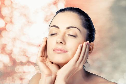 Facial aesthetics Clanfield and Waterlooville. Natural beauty treatments. LED light therapy.